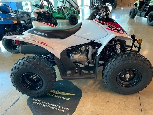 2021 Honda TRX 90X at Kent Powersports of Austin, Kyle, TX 78640
