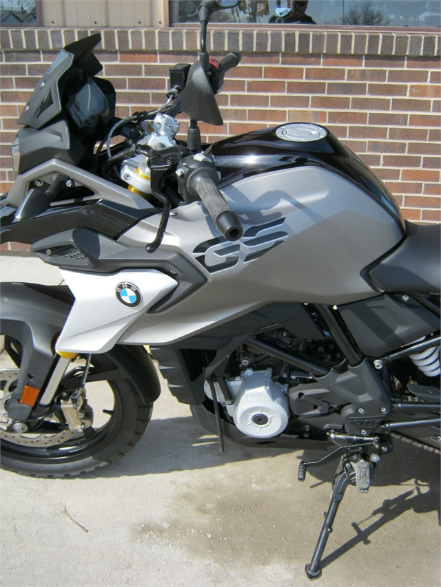 2018 BMW G310 GS at Brenny's Motorcycle Clinic, Bettendorf, IA 52722