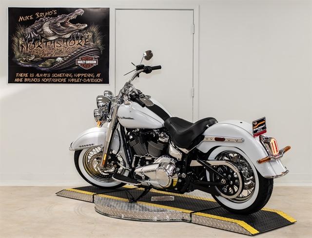 2020 Harley-Davidson FLDE at Mike Bruno's Northshore Harley-Davidson