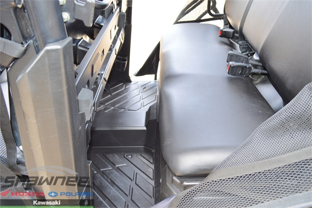 2017 Polaris Ranger Crew XP 1000 EPS at Shawnee Honda Polaris Kawasaki