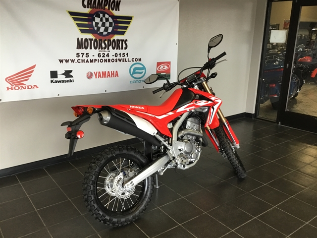 2020 Honda CRF 250L at Champion Motorsports