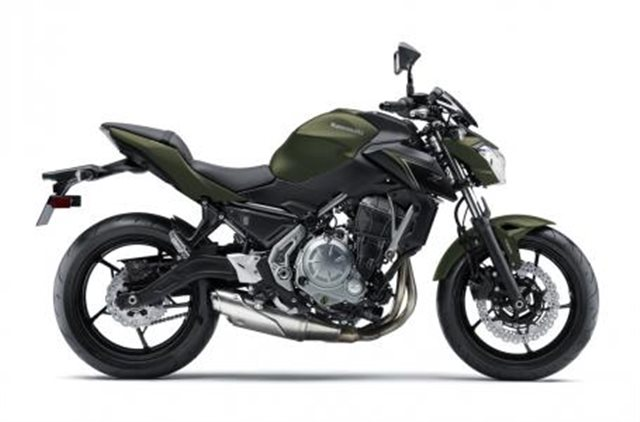 2018 Kawasaki Z650 Base at Pete's Cycle Co., Severna Park, MD 21146