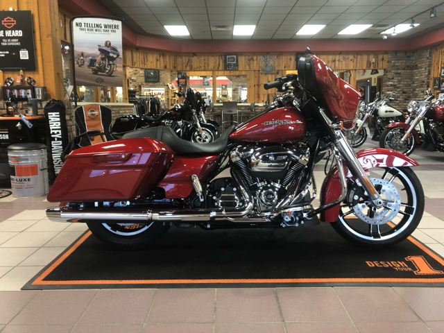 2019 Harley-Davidson Street Glide Base at High Plains Harley-Davidson, Clovis, NM 88101