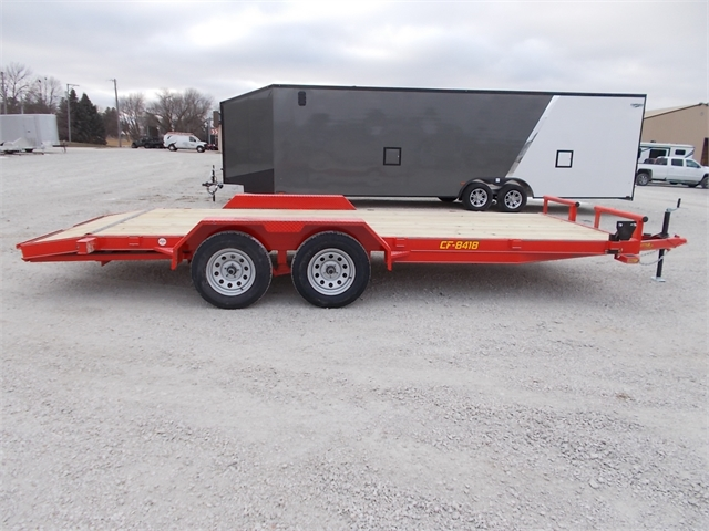 2021 Doolittle Trailers CHANNEL FLATBED Channel Flatbed 7K at Nishna Valley Cycle, Atlantic, IA 50022