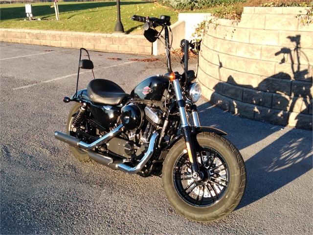 2020 Harley-Davidson Sportster Forty-Eight at M & S Harley-Davidson