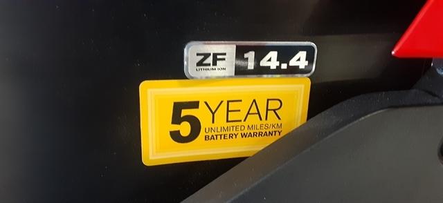 2021 Zero SR ZF144 at Santa Fe Motor Sports