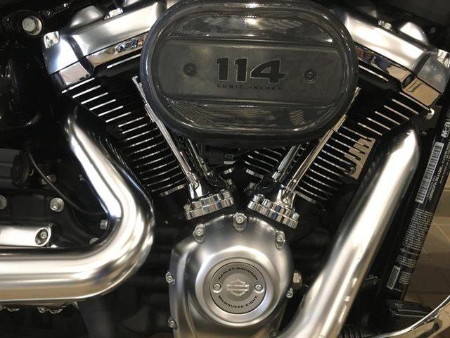 2018 Harley-Davidson FLFBS - Softail Fat Boy 114 Fat Boy 114 at Worth Harley-Davidson