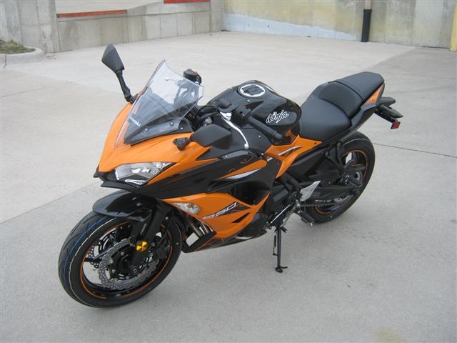 2019 Kawasaki Ninja 650 ABS at Brenny's Motorcycle Clinic, Bettendorf, IA 52722