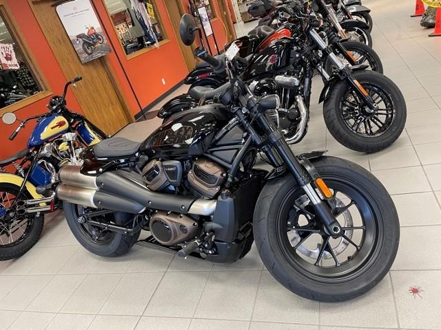 2021 Harley-Davidson Sportster S at Rooster's Harley Davidson