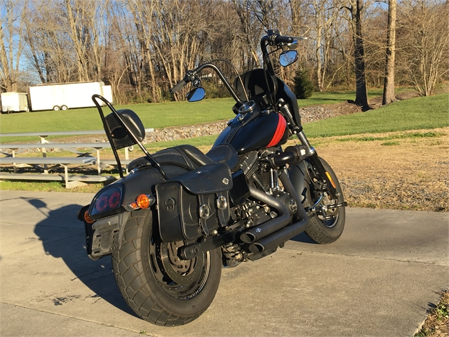2015 Harley-Davidson Dyna Fat Bob at Harley-Davidson of Asheville