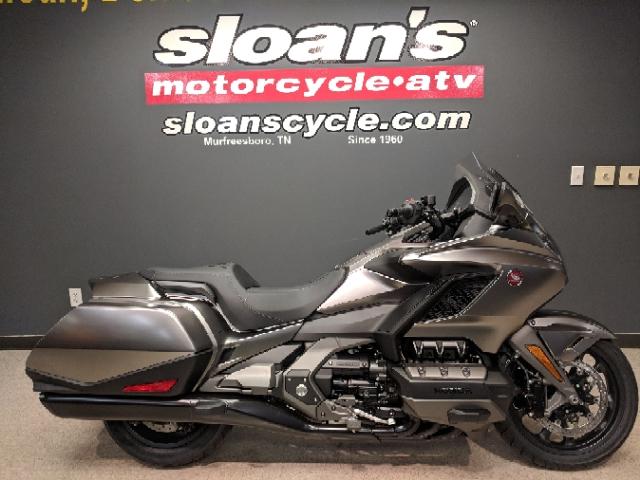 2018 Honda Gold Wing DCT at Sloan's Motorcycle, Murfreesboro, TN, 37129