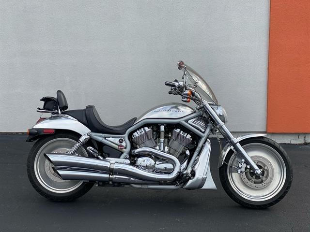2002 Harley-Davidson VRSCA at Thunder Harley-Davidson