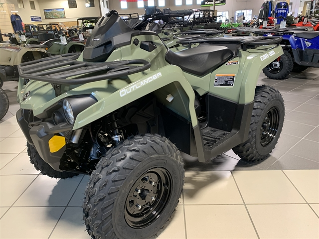 2020 Can-Am Outlander DPS 450 at Star City Motor Sports