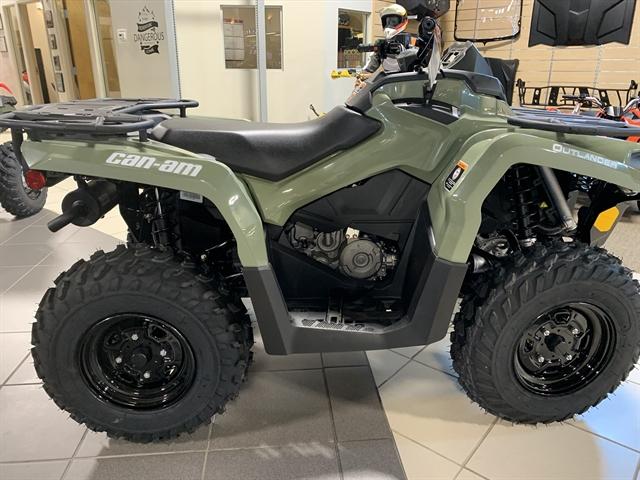 2020 Can-Am Outlander DPS 450 at Star City Motor Sports