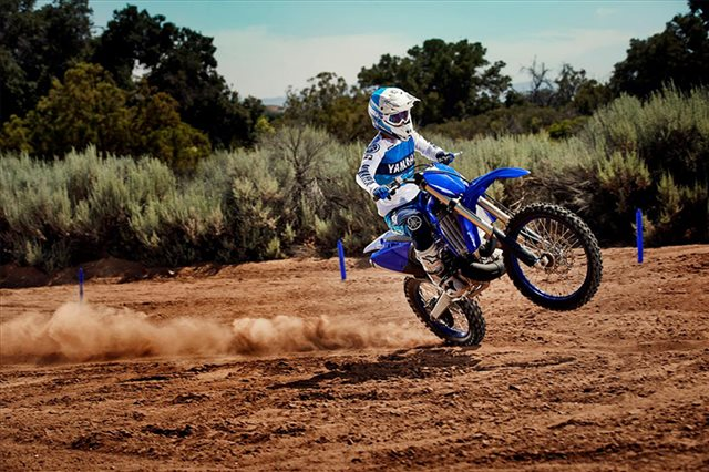 2021 Yamaha YZ 250 at Wild West Motoplex