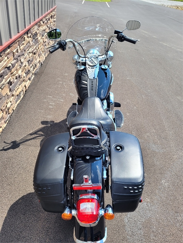 2020 Harley-Davidson Softail Heritage Classic at RG's Almost Heaven Harley-Davidson, Nutter Fort, WV 26301