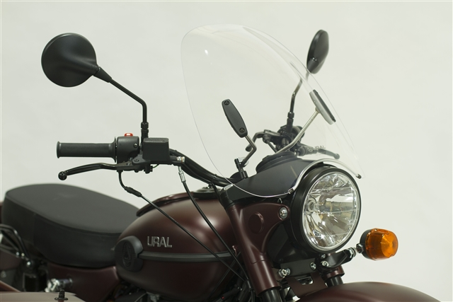 2019 URAL URAL WINDSCREEN CLEAR at Randy's Cycle, Marengo, IL 60152