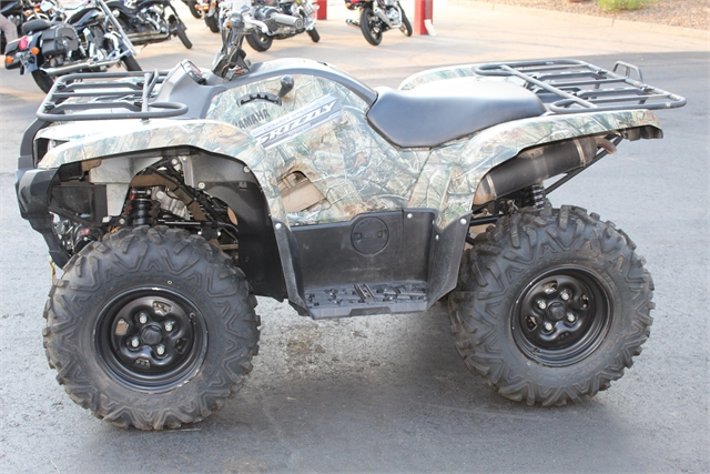 2012 Yamaha Grizzly 700 FI Auto 4x4 EPS Special Edition at Aces Motorcycles - Fort Collins