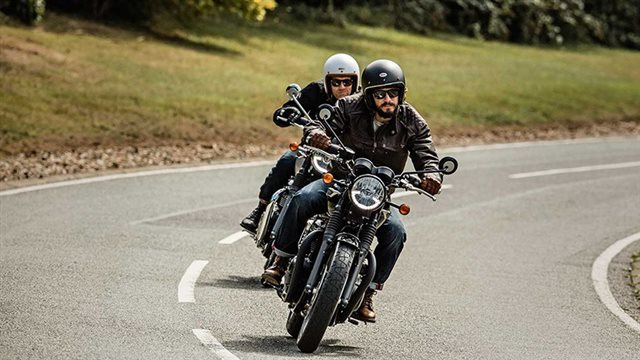 2019 Triumph Bonneville T120 Base at Yamaha Triumph KTM of Camp Hill, Camp Hill, PA 17011