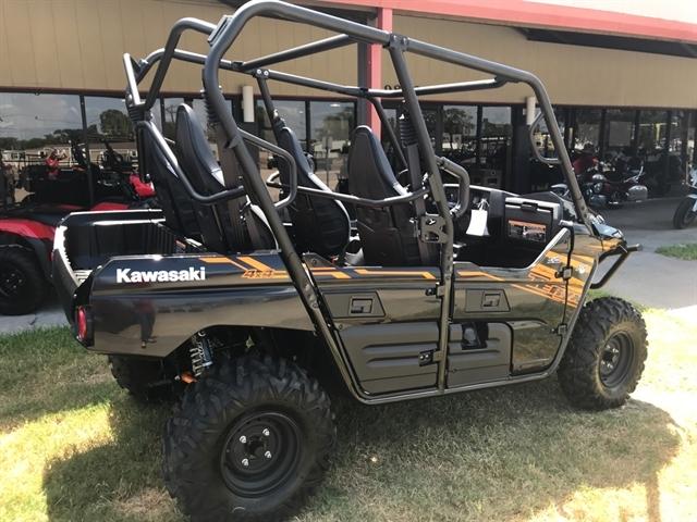 2020 Kawasaki Teryx4 Base at Dale's Fun Center, Victoria, TX 77904