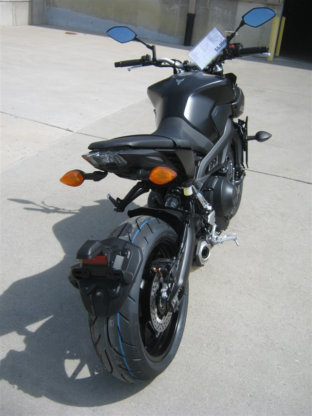 2019 Yamaha MT09 09 at Brenny's Motorcycle Clinic, Bettendorf, IA 52722