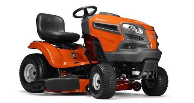 2020 Husqvarna Riding Lawn Mower at Harsh Outdoors, Eaton, CO 80615