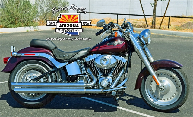 2007 Harley-Davidson Softail Fat Boy at Buddy Stubbs Arizona Harley-Davidson