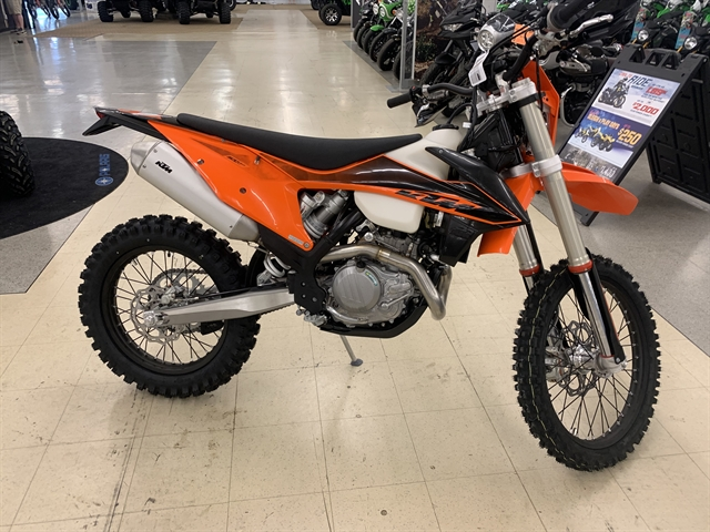 2020 KTM 500 XCF-W at Columbia Powersports Supercenter