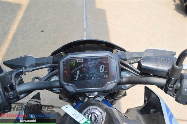 2020 Kawasaki Z900 ABS at Shawnee Honda Polaris Kawasaki