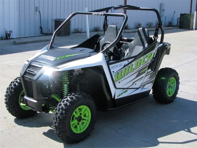 2017 Arctic Cat Wildcat Trail Limited EPS at Lincoln Power Sports, Moscow Mills, MO 63362