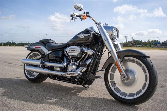 2020 Harley-Davidson Softail Fat Boy 114 at Javelina Harley-Davidson