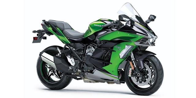 2020 Kawasaki Ninja H2 SX SE+ at Hebeler Sales & Service, Lockport, NY 14094