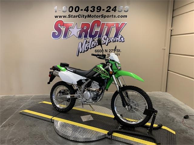 2021 Kawasaki KLX 300 at Star City Motor Sports
