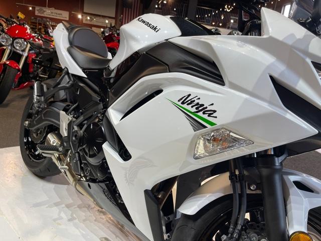 2020 Kawasaki Ninja 650 Base at Martin Moto