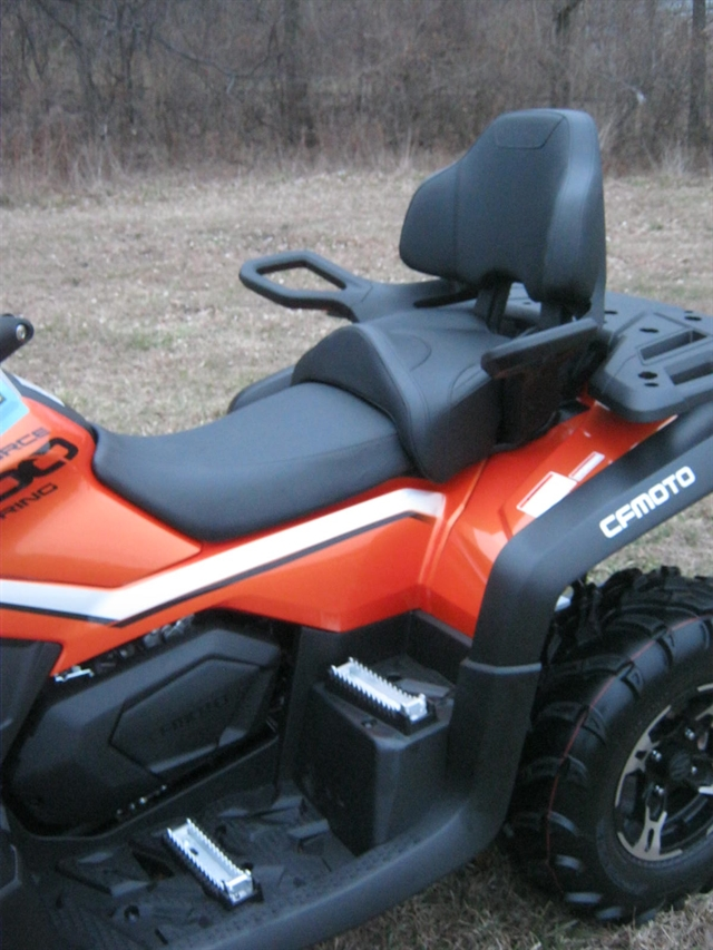2020 CFMoto CForce 600 EPS Touring at Brenny's Motorcycle Clinic, Bettendorf, IA 52722