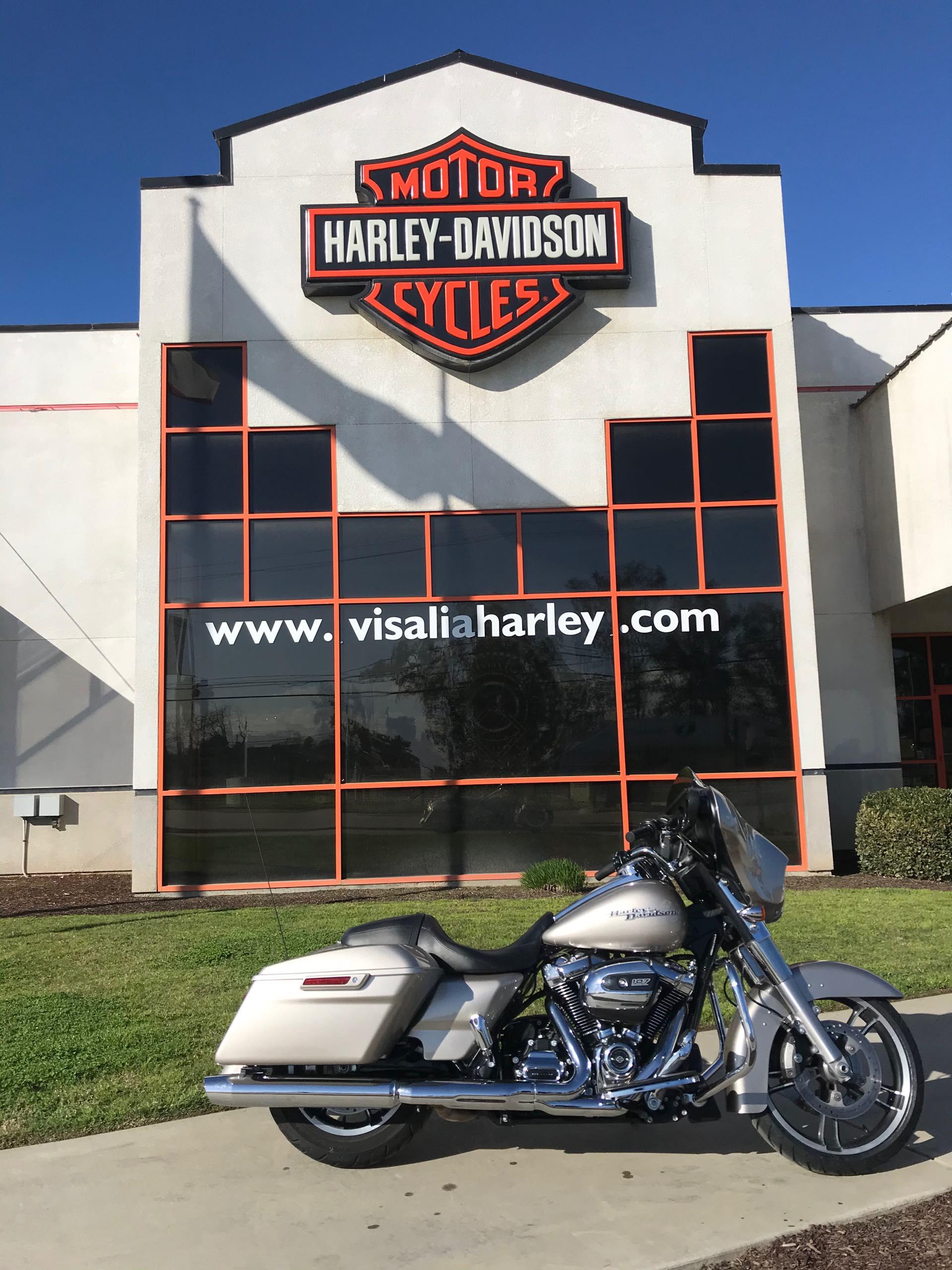 2018 Harley-Davidson Street Glide Base at Visalia Harley-Davidson