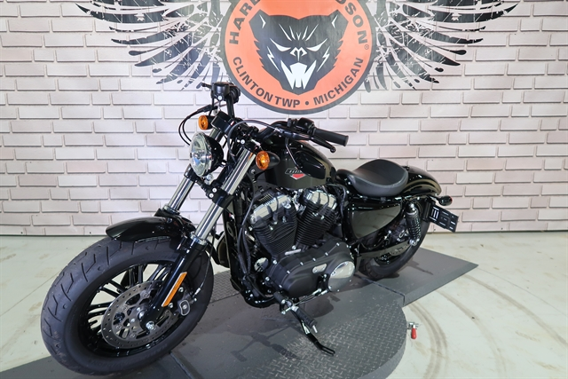 2019 Harley-Davidson Sportster Forty-Eight at Wolverine Harley-Davidson