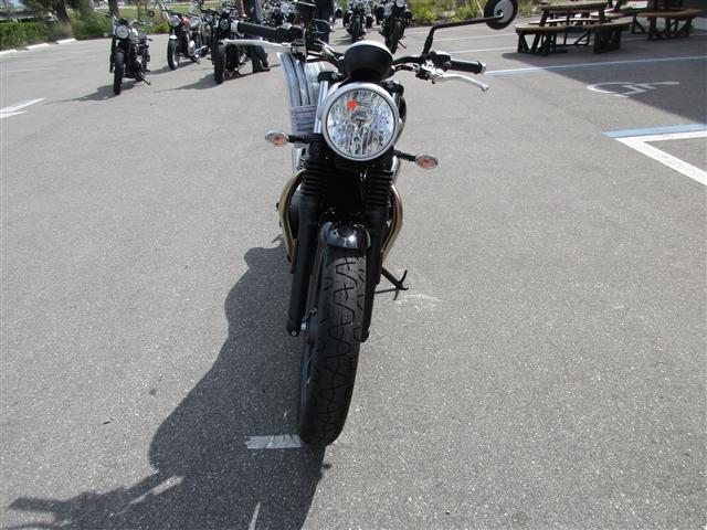 2019 Triumph Street Twin Standard at Stu's Motorcycle of Florida