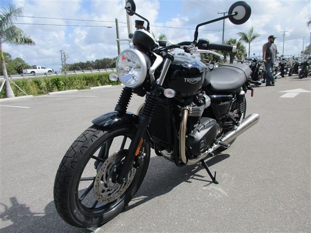 2019 Triumph Street Twin Standard at Stu's Motorcycles, Fort Myers, FL 33912