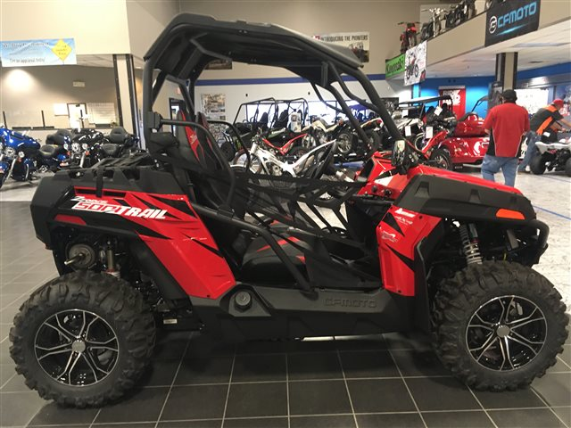 2018 CFMOTO ZFORCE 500 Trail at Champion Motorsports, Roswell, NM 88201