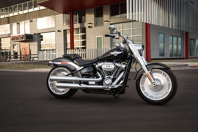 2019 Harley-Davidson Softail Fat Boy 114 at Deluxe Harley Davidson