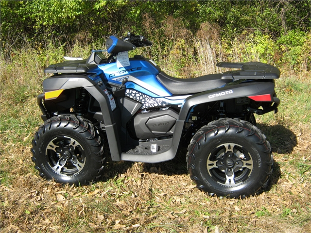 2021 CFMOTO CFORCE 600 600 at Brenny's Motorcycle Clinic, Bettendorf, IA 52722