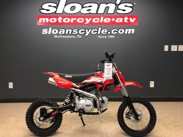 2020 SSR Motorsports SR110 Base at Sloans Motorcycle ATV, Murfreesboro, TN, 37129