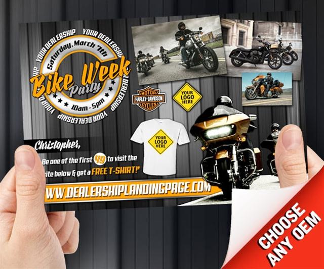 2018 ANYTIME Bike Week Powersports at PSM Marketing - Peachtree City, GA 30269