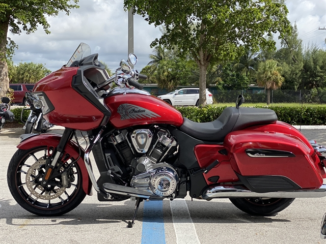 2020 Indian Challenger Limited at Fort Lauderdale