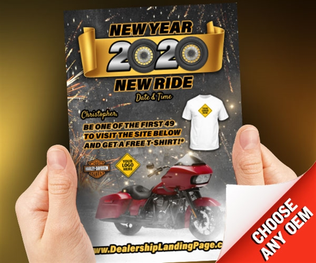 New Year New Ride Powersports at PSM Marketing - Peachtree City, GA 30269