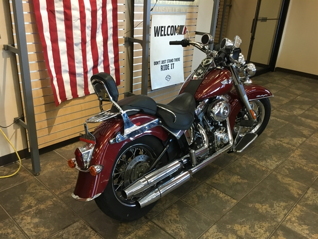 2009 Harley-Davidson SOFTAIL at Bud's Harley-Davidson
