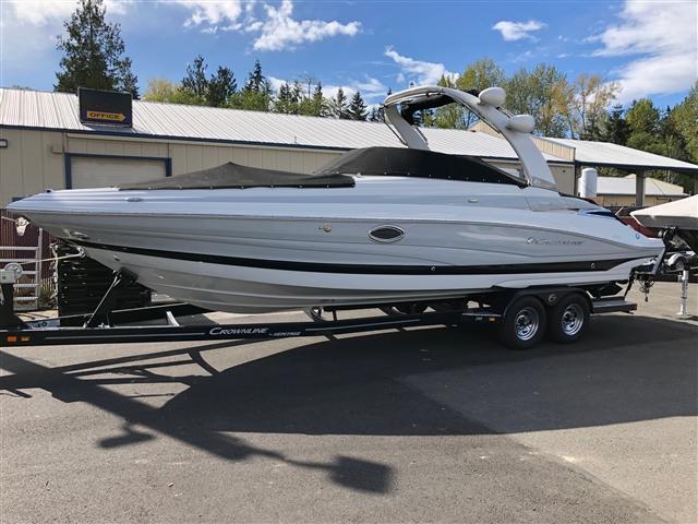 2017 Crownline 285 SS at Lynnwood Motoplex, Lynnwood, WA 98037
