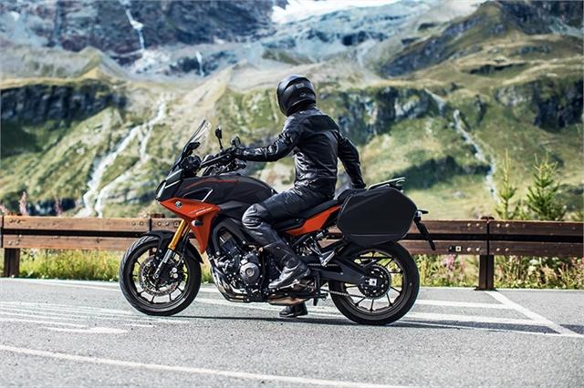 2020 Yamaha Tracer 900 GT at Eurosport Cycle