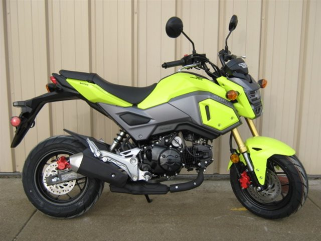 2018 Honda Grom Base at Nishna Valley Cycle, Atlantic, IA 50022